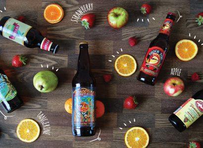 Gyümölcsös sörök