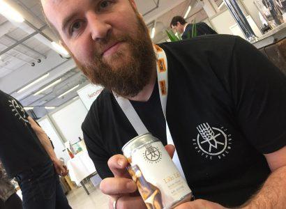 holnap tartja a Reketye Főzde az első magyar dobozos kisüzemi sör premierjét. Forrás: Reketye Facebook