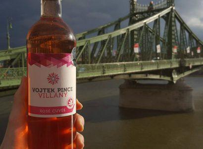 Vojtek rosé 2016, Villány