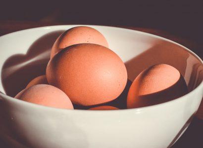 Nem kell, hogy a tojás hűtőben lakjon