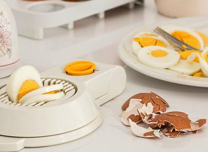 tojásteszt a Flavor stúdiójában