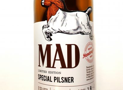 MAD Goat Beer