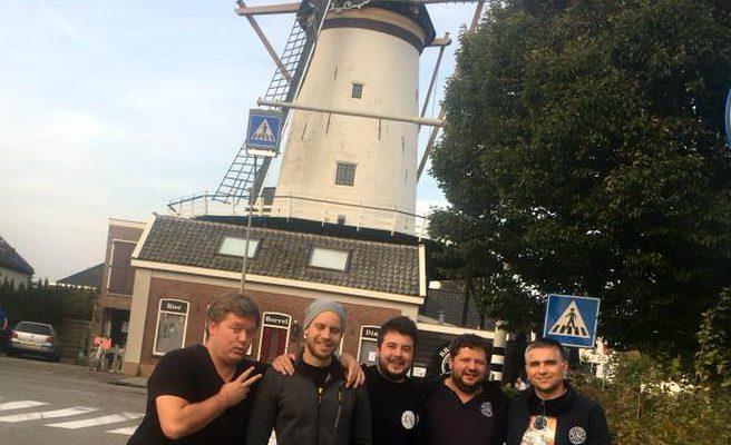 MONYO Brewing menni megitatni Hollandia
