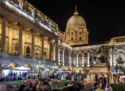 A Budapest Borfesztivál helyszíne, szeptember 8-10.