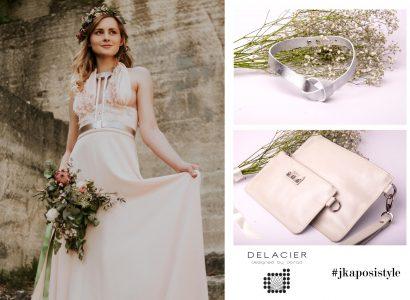 Delacier ékszerek, kiegészítők és ruhák a Borjour Besten