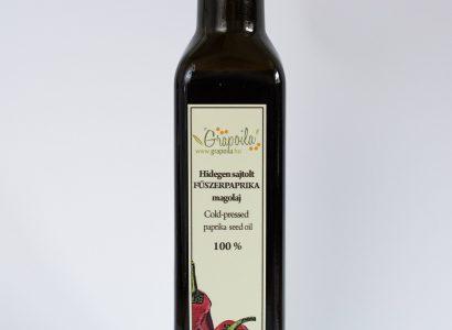 Grapoila fűszerpaprikamag-olaj a Borjpour Best-en