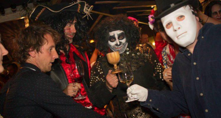 A Borjour Halloween jelmezversenyén Merengő a fődíj
