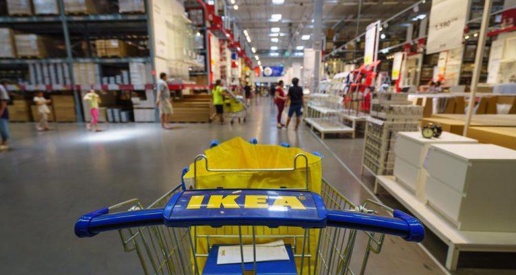 Ikea belső