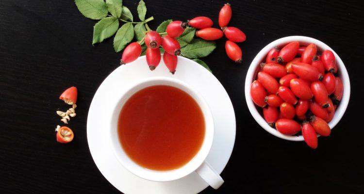 Ha utálod a teát, az őszi bogyók limonádénak is jók
