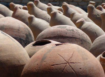 Grúzia fővárosától nem messze találták meg az eddig ismert legrégebbi boros amfórákat