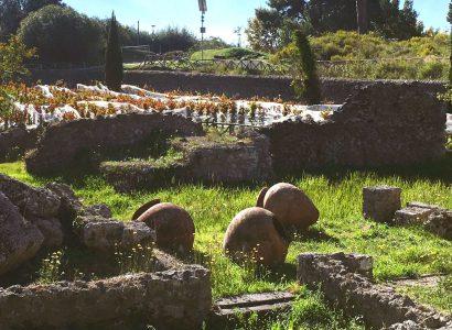 Villa dei Misteri, a Pompei-i bor